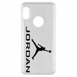 Чохол для Xiaomi Redmi Note 5 Jordan
