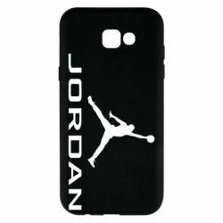 Чохол для Samsung A7 2017 Jordan