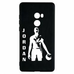 Чехол для Xiaomi Mi Mix 2 Jordan - FatLine