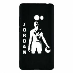 Чехол для Xiaomi Mi Note 2 Jordan - FatLine