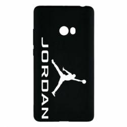 Чохол для Xiaomi Mi Note 2 Jordan