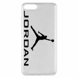 Чохол для Xiaomi Mi Note 3 Jordan