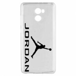 Чохол для Xiaomi Redmi 4 Jordan