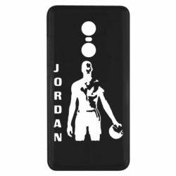 Чехол для Xiaomi Redmi Note 4x Jordan - FatLine