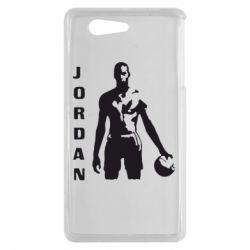Чехол для Sony Xperia Z3 mini Jordan - FatLine