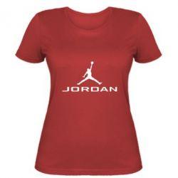 Женская футболка Jordan