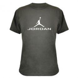 Камуфляжная футболка Jordan