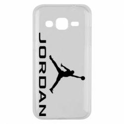 Чохол для Samsung J2 2015 Jordan