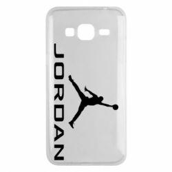 Чохол для Samsung J3 2016 Jordan