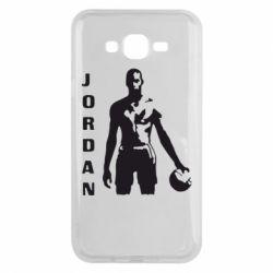 Чохол для Samsung J7 2015 Jordan