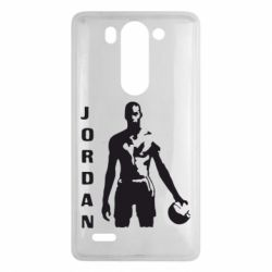 Чехол для LG G3 mini/G3s Jordan - FatLine