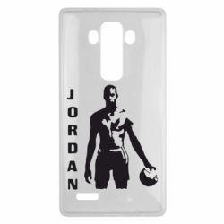 Чехол для LG G4 Jordan - FatLine