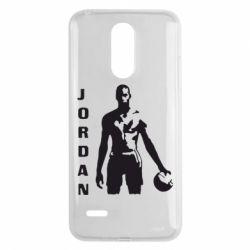 Чехол для LG K8 2017 Jordan - FatLine