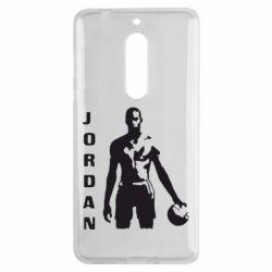Чехол для Nokia 5 Jordan - FatLine