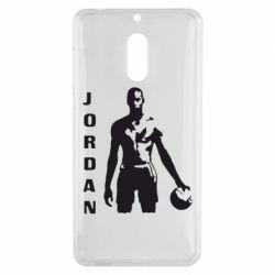 Чехол для Nokia 6 Jordan - FatLine