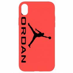 Чохол для iPhone XR Jordan