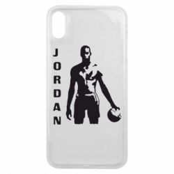 Чохол для iPhone Xs Max Jordan