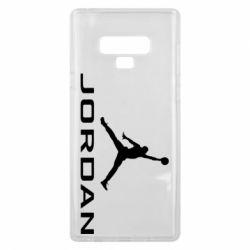 Чохол для Samsung Note 9 Jordan