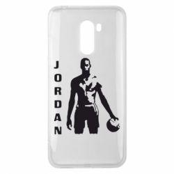 Чехол для Xiaomi Pocophone F1 Jordan - FatLine
