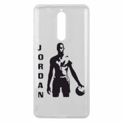 Чехол для Nokia 8 Jordan - FatLine