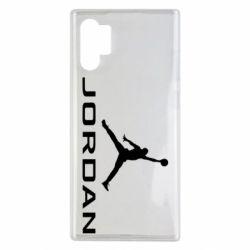 Чохол для Samsung Note 10 Plus Jordan