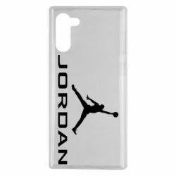 Чохол для Samsung Note 10 Jordan