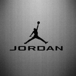Наклейка Jordan
