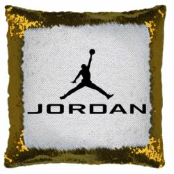 Подушка-хамелеон Jordan