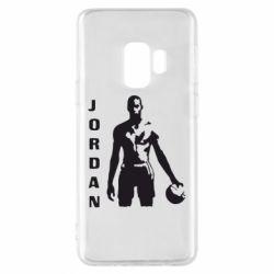 Чохол для Samsung S9 Jordan