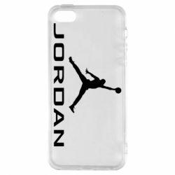 Чохол для iphone 5/5S/SE Jordan