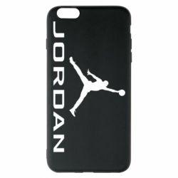 Чохол для iPhone 6 Plus/6S Plus Jordan
