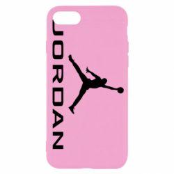 Чохол для iPhone 7 Jordan