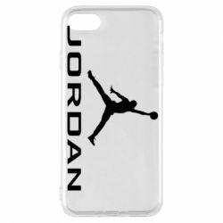 Чохол для iPhone 8 Jordan