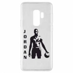 Чохол для Samsung S9+ Jordan