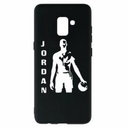 Чохол для Samsung A8+ 2018 Jordan