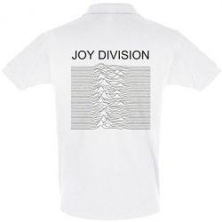 Футболка Поло Joy devision