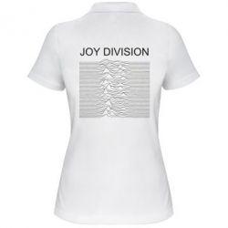 Жіноча футболка поло Joy devision