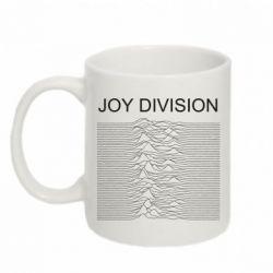 Кружка 320ml Joy devision