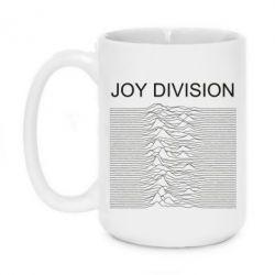 Кружка 420ml Joy devision