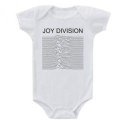 Дитячий бодік Joy devision