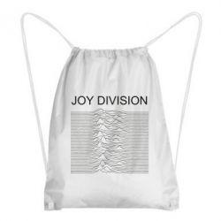 Рюкзак-мішок Joy devision
