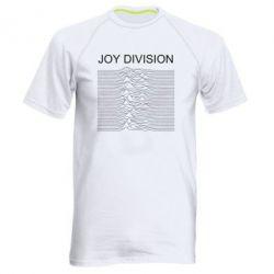 Чоловіча спортивна футболка Joy devision