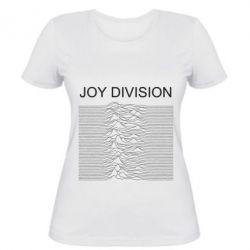 Жіноча футболка Joy devision