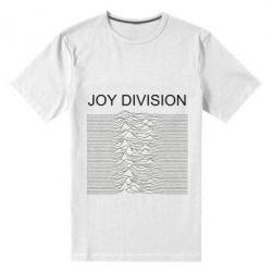 Чоловіча стрейчева футболка Joy devision
