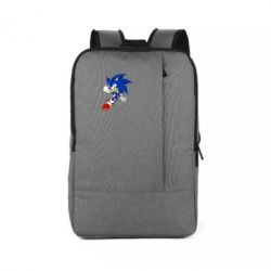 Рюкзак для ноутбука Ёж Соник