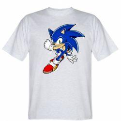 Чоловіча футболка Ёж Соник