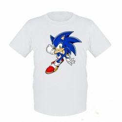 Дитяча футболка Ёж Соник