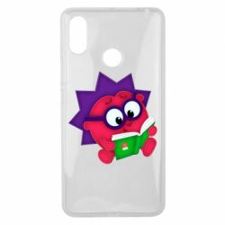 Чехол для Xiaomi Mi Max 3 Ёжик