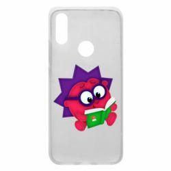 Чехол для Xiaomi Redmi 7 Ёжик