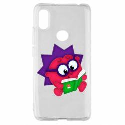 Чехол для Xiaomi Redmi S2 Ёжик
